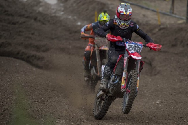 MXGP : Tim Gajser marque des points importants à Trentino
