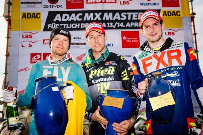 ADAC MX Masters : le résumé vidéo du round d'ouverture à Fürstlich Drehna
