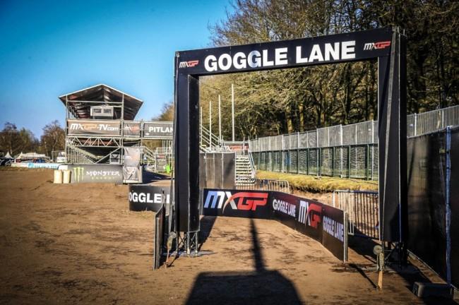 De nouvelles mesures de sécurité sur le championnat MXGP