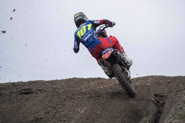 Zachary Pichon en manque de réussite à Trentino