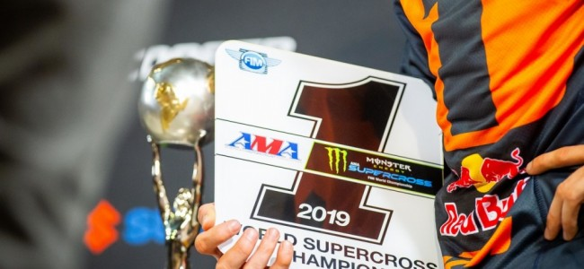 Cooper Webb : from #2 to #1