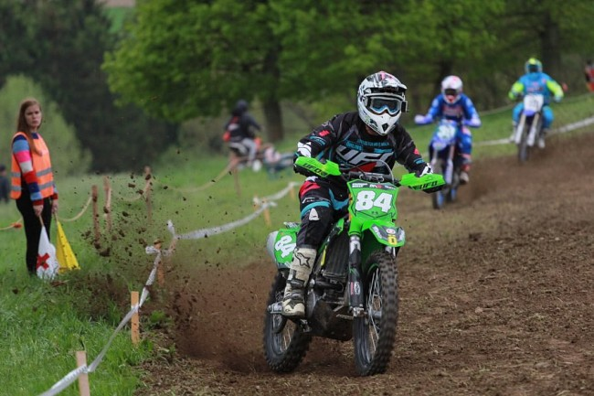 Photos : motocross AMPL à Cherain