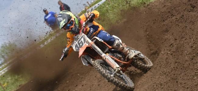 Motocross AMPL à Gesves : tous les résultats