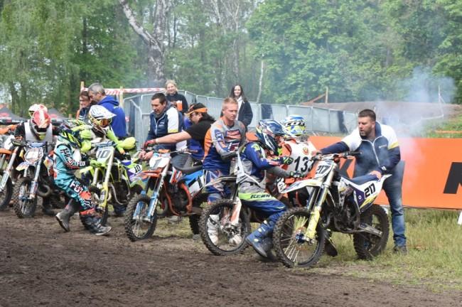 L'ouverture du championnat BEX à Mons sur Télé MB