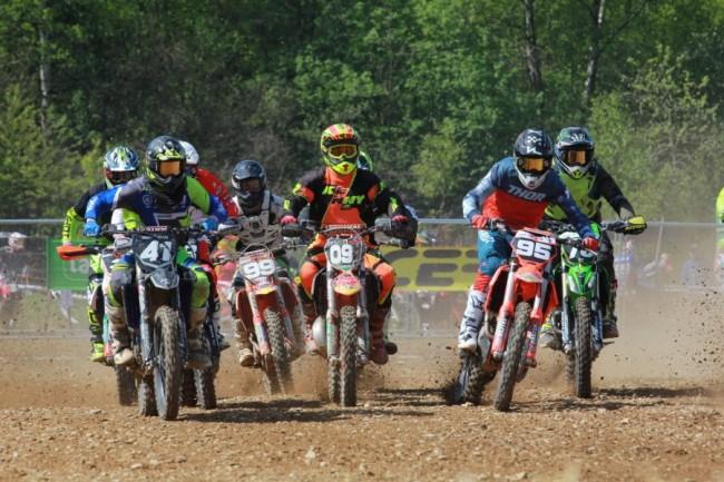 Photos : motocross AMPL à Mellier