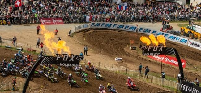 Photos : le GP de France à Saint-Jean-d'Angély