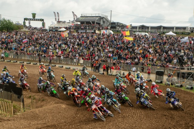 Youthstream devient Infront Moto Racing