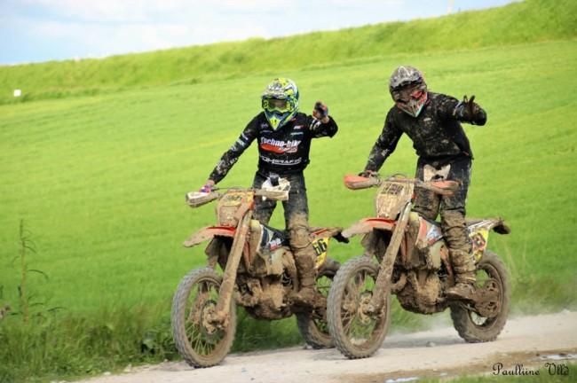 Photos : enduro FMB à Epernay