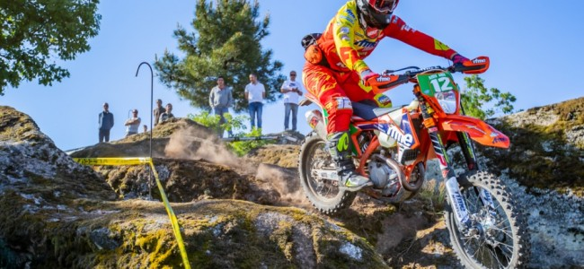 EnduroGP : Brad Freeman rejoint Steve Holcombe dans le team Beta Factory