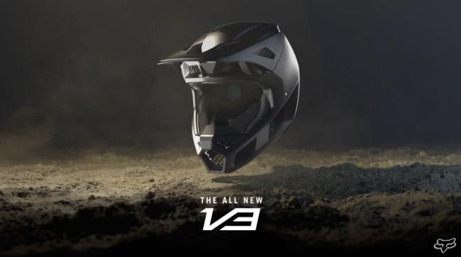 Fox présente son nouveau casque V3