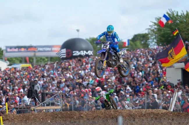 Kevin Strijbos sur la courbe ascendante