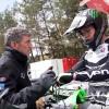 Vidéo: Brian Moreau et son entraîneur Bruno Losito