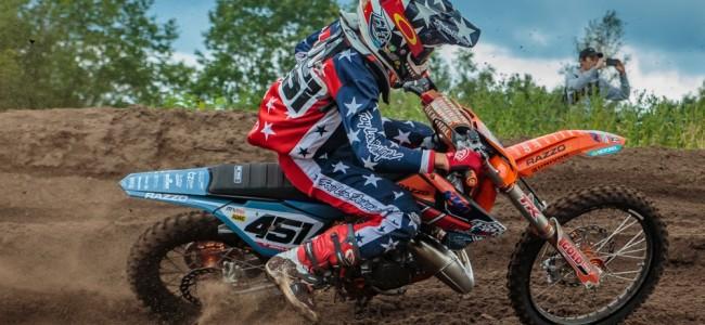 Sélection des jeunes talents wallons en motocross : posez votre candidature !