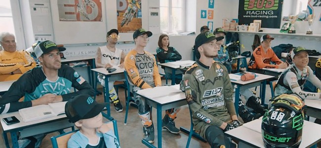 Et si vous vous inscriviez à la Bud Racing School ?
