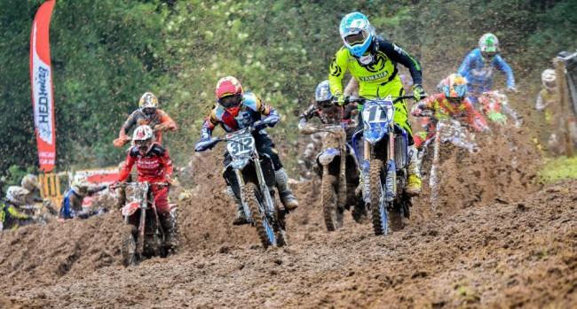 Photos : dans la boue du 35ème motocross de Cassel