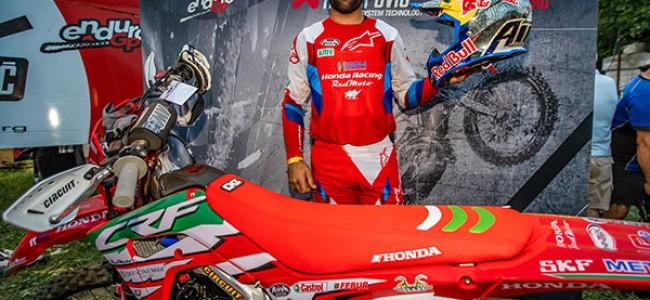 EnduroGP en Italie : Antoine Meo de retour, Jilani Cambré victorieux de la SuperTest en Open