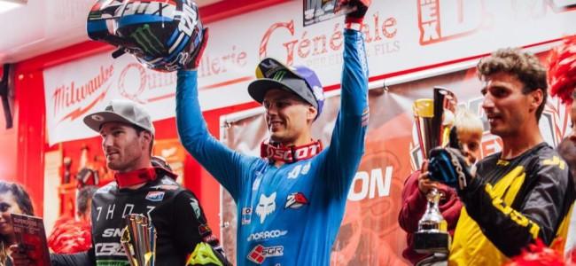 Pro Hexis Supercross : Cédric Soubeyras et Yannis Irsuti vainqueurs du premier round à Châteauneuf-les-Martigues