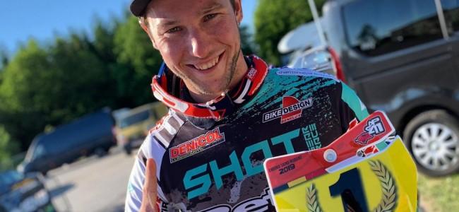 Antoine Magain et Mathias Van Hoof victorieux à Saint-Hubert