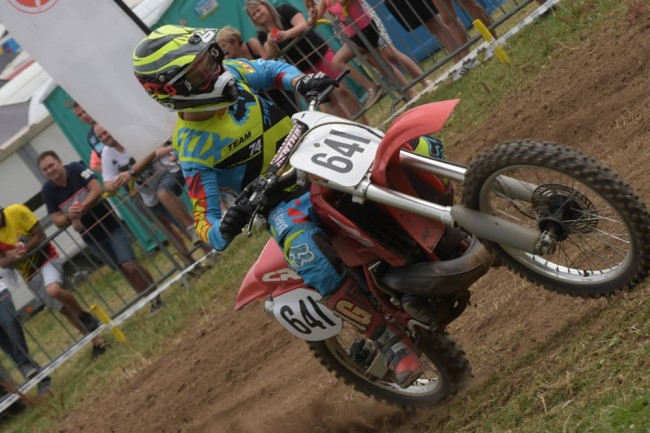 Photos : motocross AMPL à Harzy
