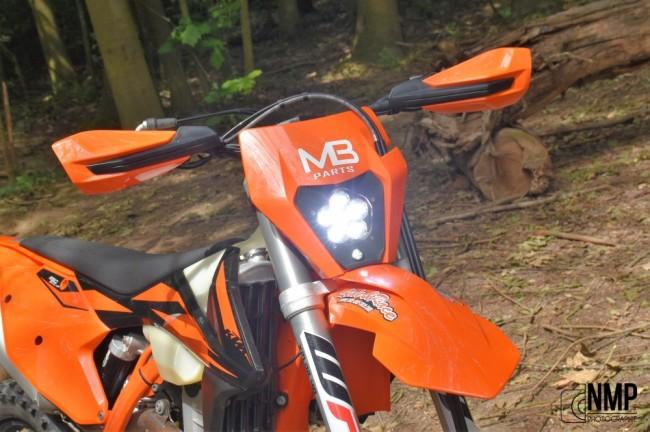MB Parts : des phares LED longue portée fabriqués en Wallonie