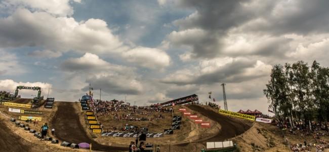 Le championnat MXGP passera par Loket jusqu'en 2025 au moins