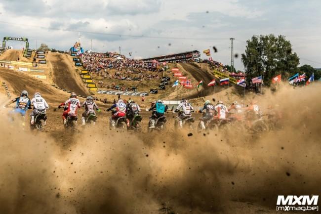 Photos MXGP : le samedi sur le GP de Loket