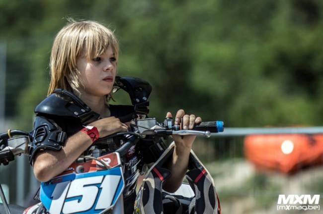 Photos : les kids les plus rapides de la planète ont posé leurs valises à Trentino