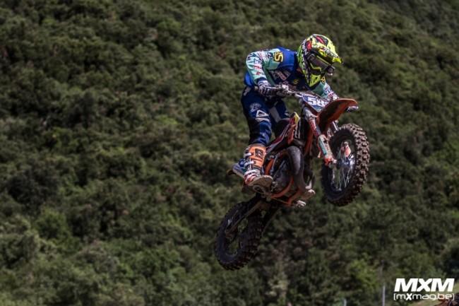 Mondial Junior 65cc à Trentino : les résultats des qualifications