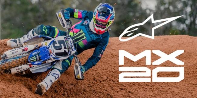 Alpinestars présente sa collection MX 2020
