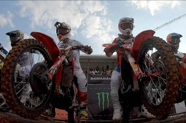 Vidéo : les plus belles images du GP de Semarang