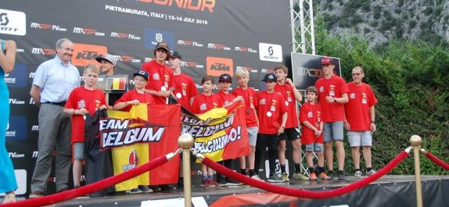 Mondial Junior en Italie : une expérience enrichissante pour les espoirs belges