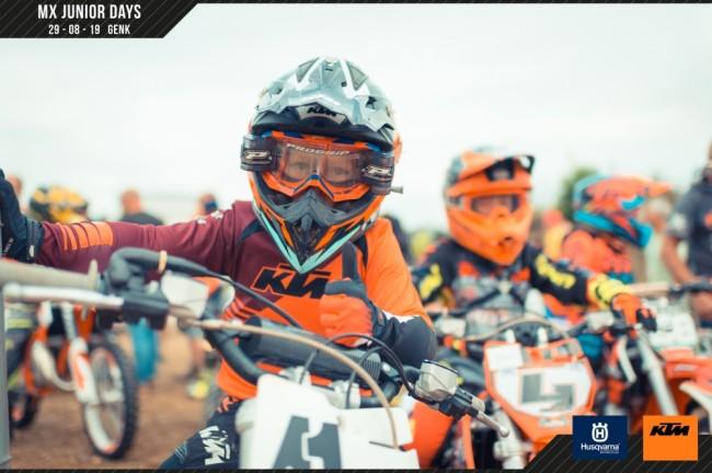 MX Junior Days à Genk : toutes les photos