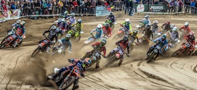 Nismes, Balen et Orp au menu des Belgian Masters of Motocross