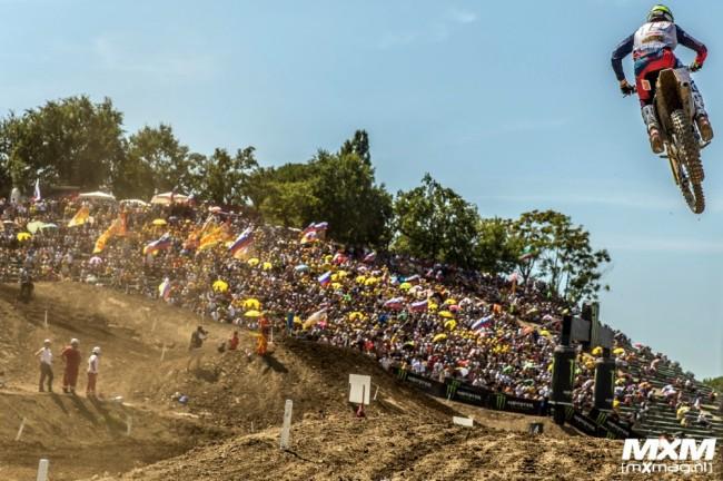 Photos MXGP : le GP d'Italie à Imola par Gino Maes