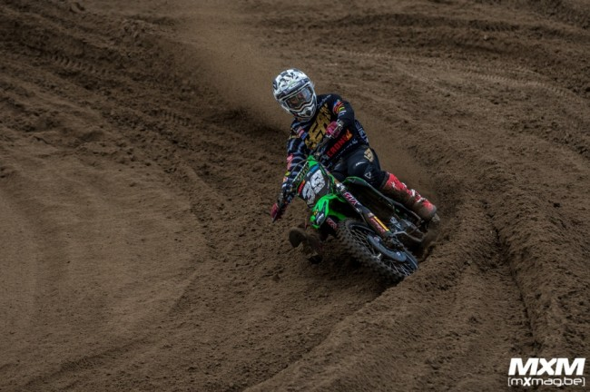 EMX250 : Roan Van De Moosdijk intouchable dans le sable de Lommel