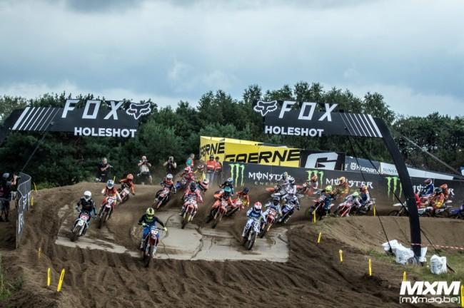 Trois rounds MXGP à Lommel en octobre