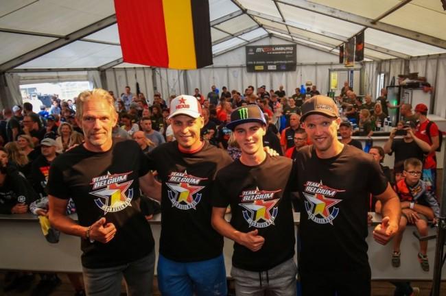 MX des Nations : le team belge annoncé