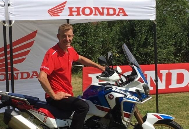 David Frétigné signe un accord avec Honda pour le futur de son centre de formation