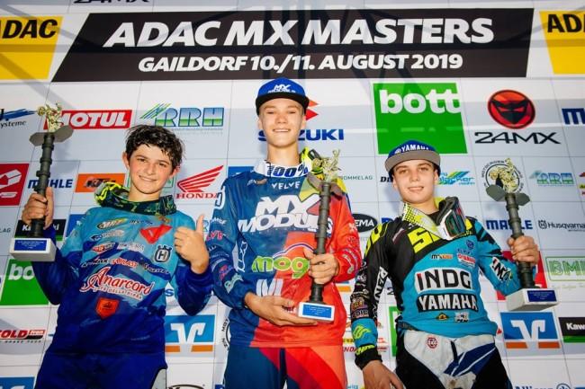 Photos ADAC : Liam Everts, les frères Coenen, Jens Getteman et Cyril Genot portent haut les couleurs belges à Gaildorf