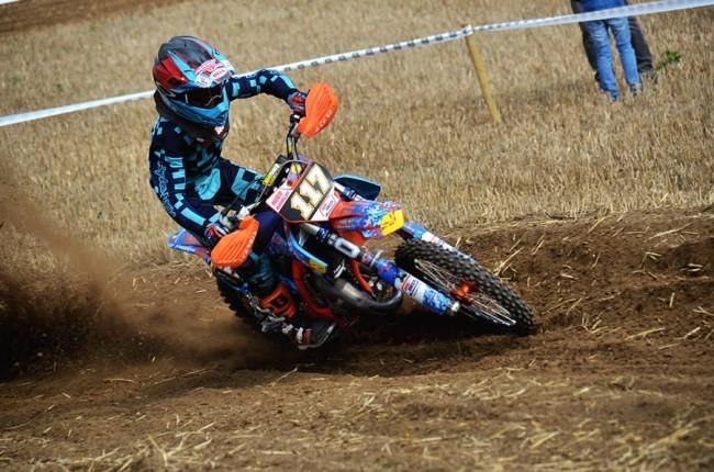 Motocross FPCNA à Baisy-Thy en hommage à Michel Lenain
