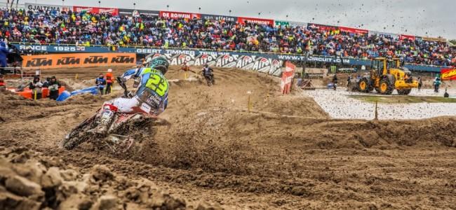 Le championnat MXGP ne passera pas par Assen l'an prochain