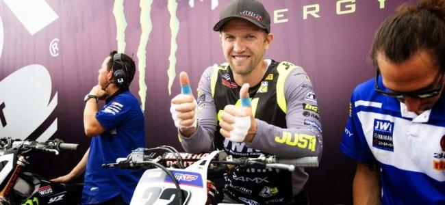 Kevin Strijbos confirmé au départ du Motocross des Nations