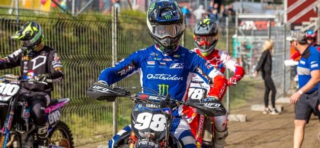 Thibault Benistant quitte le team MJC Yamaha sur une note positive