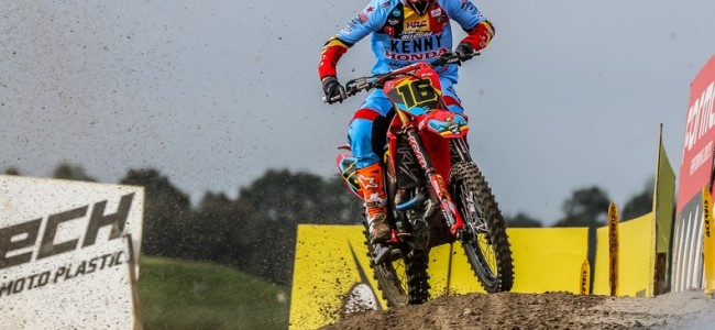 MX des Nations : la Belgique en pole !