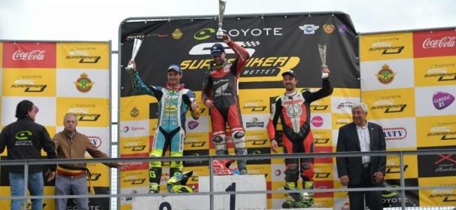 Marc-Reiner Schmidt remporte son 3ème Superbiker