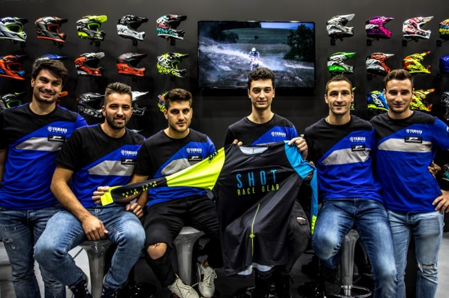 Shot Race Gear et Ghidinelli Racing unissent leurs forces