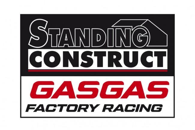 Standing Construct devient le team GasGas Factory sur le mondial MXGP