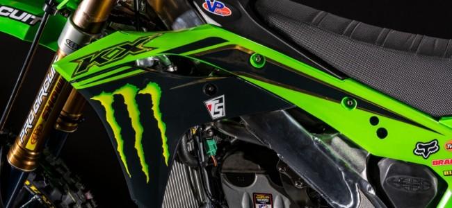 Le team Kawasaki Pro Circuit confirme 4 pilotes pour 2021
