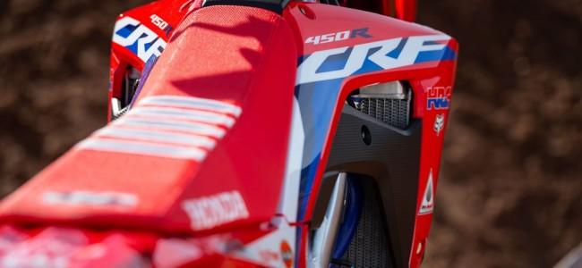 Photos : les hommes et les machines du team Honda HRC prêts pour Anaheim !