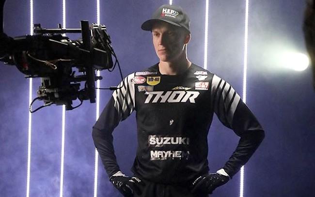 Max Anstie manquera le début de la saison de Supercross US